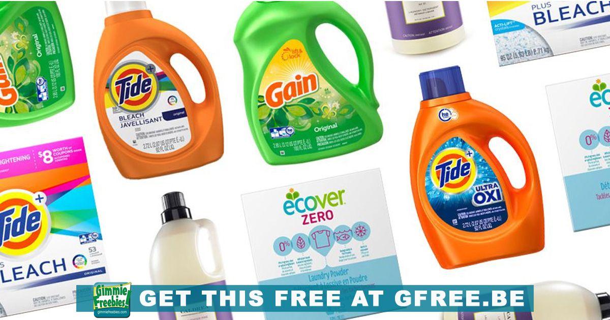 FREE Laundry Detergent & Fabric Softener - 3 Week Supply (Apply)