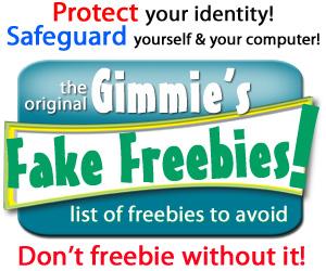 Gimmie fake list logo