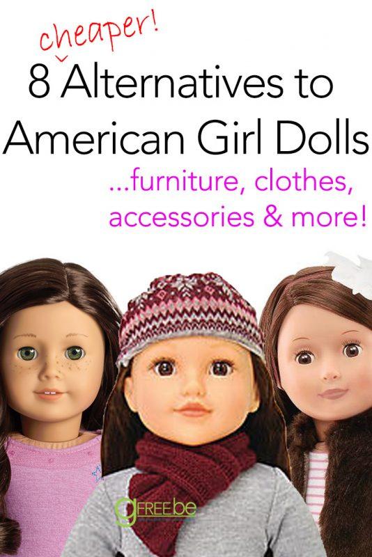 american girl dolls alternatives pinterest