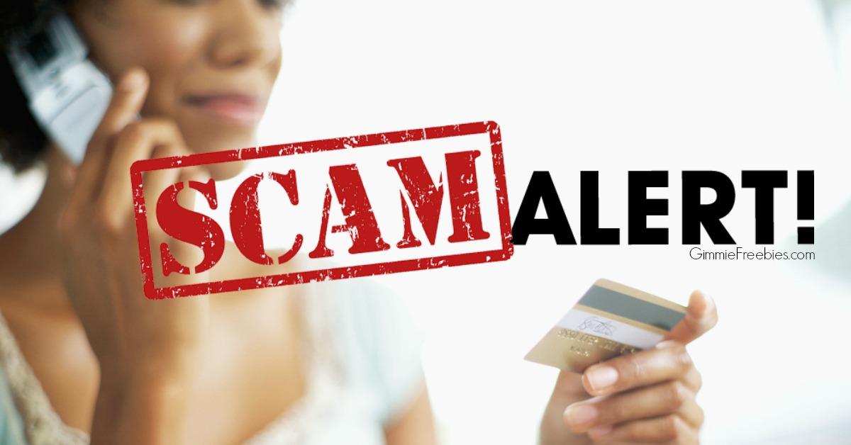 visa phone call scam
