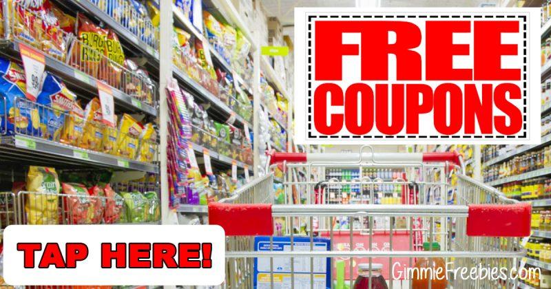 Grab free printable coupons here