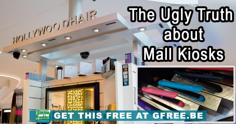 Flat Iron Scam: Are Mall Kiosks Selling Fakes?