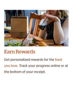 my panera rewards