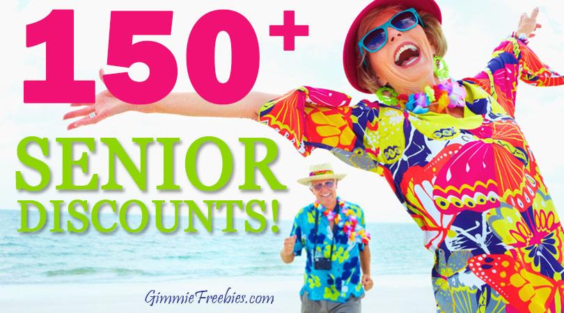 Senior Discounts! 150+ BEST Senior Citizen Savings Roundup