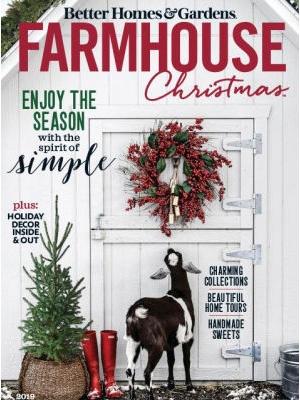 BHG farmhouse christmas