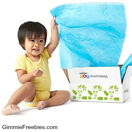 Baby Shower Gifts! FREE Box from Amazon! ($35 Value)