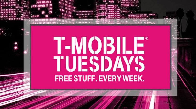 T-Mobile Tuesdays Free Stuff, Discounts & Coupons