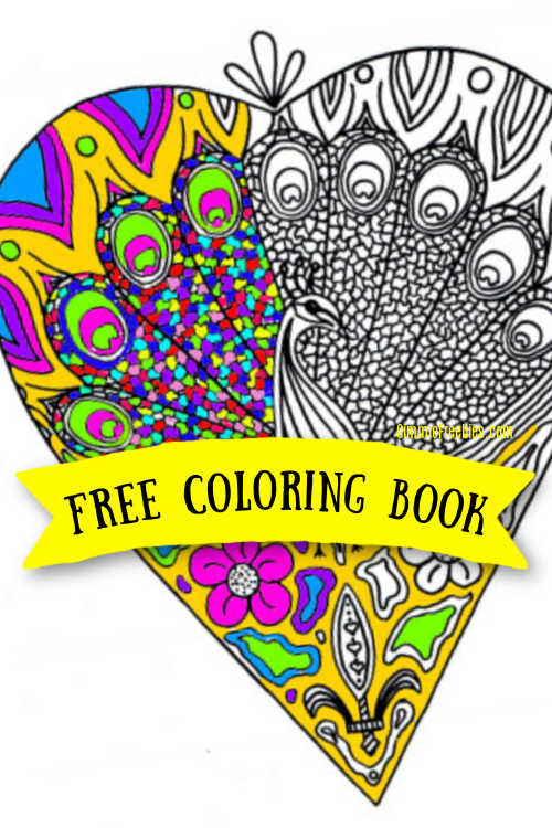 Adult Coloring Books: Free Coloring Book for All Ages