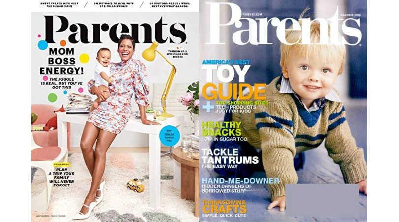 Free Parents Magazine Subscription - SUPER RARE!