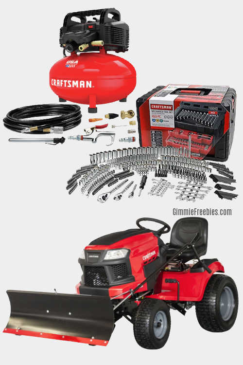 Craftsman Tools Ambassadors: Claim Products NOW to Test & Keep