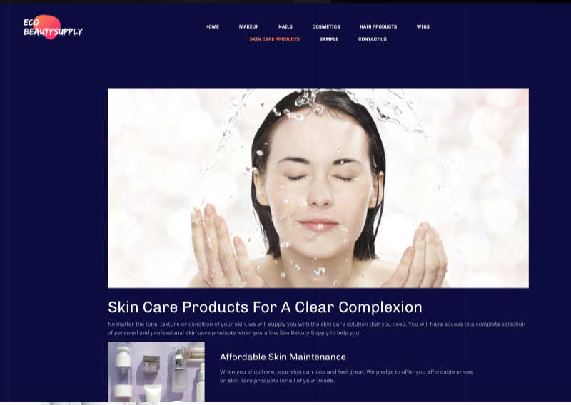 fake ecobeauty scam spam
