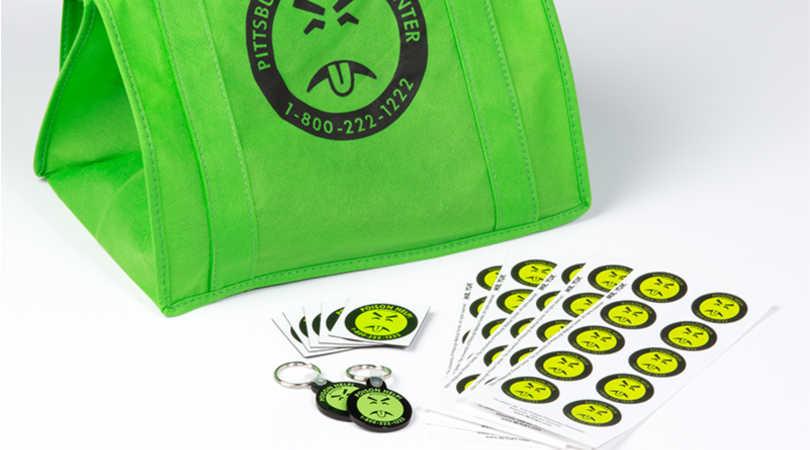 free mr yuk stickers mail