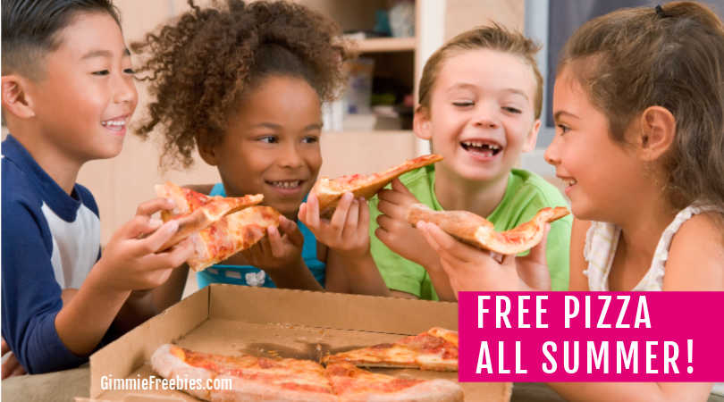 Free Pizza ALL Summer Long for Reading Books! Pizza Hut Camp Book It