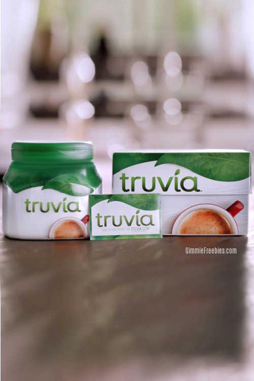 free truvia stevia sugar sample