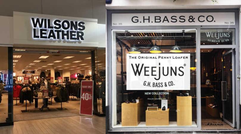 wilsons ghbass locations closing
