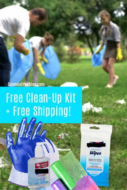 free park cleanup kit