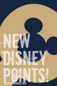 new disney movie insider points code