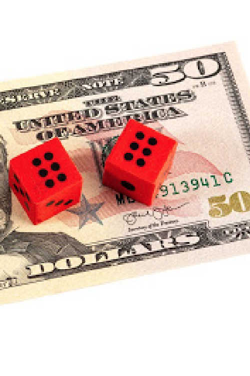 fifty dollars dice