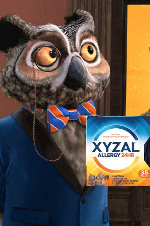 Free Xyzal Allergy Sample! Verified Received