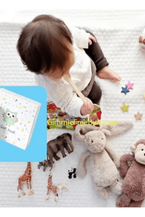 Get A Whole Box of FREE Baby Gifts!