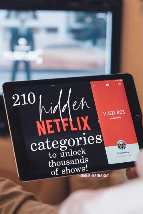 Netflix Codes List: Secret Way to Unlock Hidden Categories