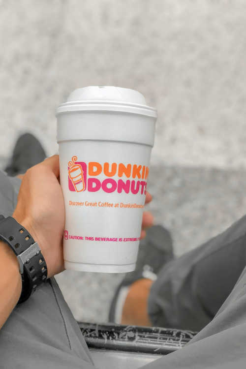 Free Coffee Mondays at Dunkin' Donuts with Purchase