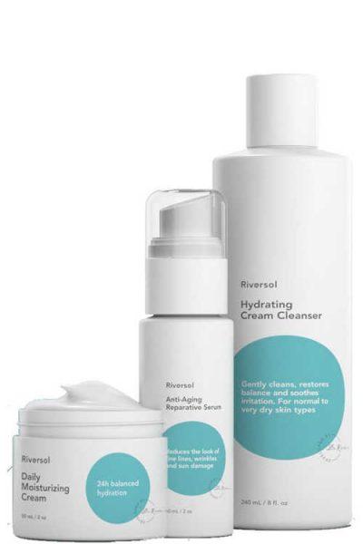 Free Riversol Skincare 15 Day Sample Kit