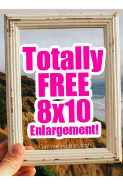 Free 8X10 Photo Print At Walgreens - Last Day