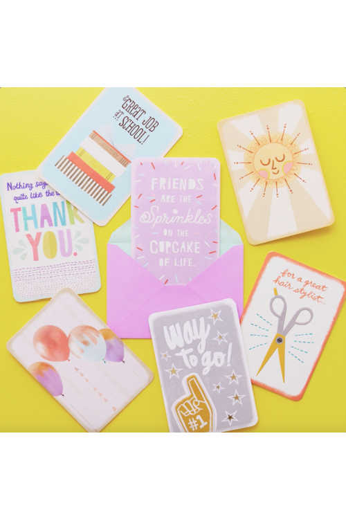 3 Free Hallmark Cards Shipped To You