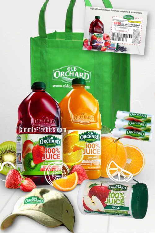 old orchard fan club free juice