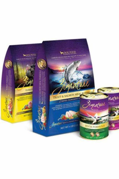 Free Zignature Dog Food with Free Shipping