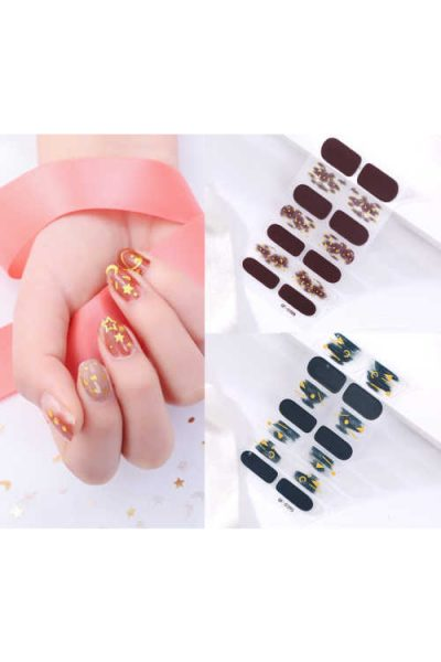 Free Nail Wraps For Select Accounts (PinchMe)
