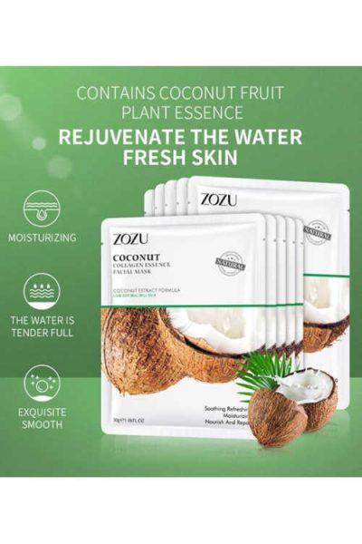Possible Free Hydrating Facial Sheet Mask
