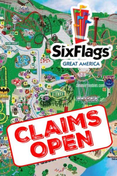 Six Flags Great America Settlement, Claim $200!
