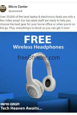 micro center headphones 1