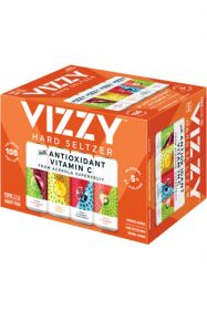 Possible Free 12 Pack of Vizzy Hard Seltzer (2 Ways to Score)