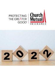 Free Church Mutual 2022 Wall Calendar (Organization Name Required)