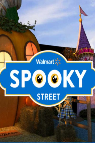 Free Treat Bag at Walmart Spooky Street Event (Select Cities)