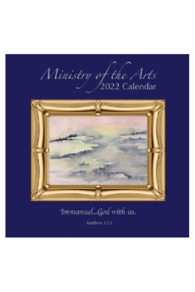 Free Ministry of the Arts 2022 Calendar with Free Shipping