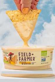 Possible Free Queso Dip (Moms Meet)