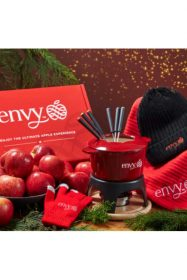 Giveaway: Today's Prize Is Envy Apple Fondue Party Set