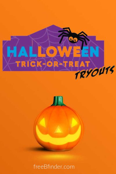 Lowe's: FREE Halloween Trick-or-Treat Tryouts Event