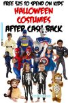 Get $25 Back on Kids Halloween Costumes at JCPenney!