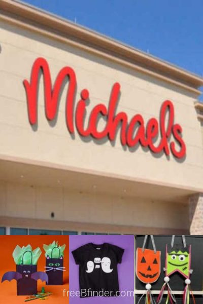 Michael's: FREE Halloween Crafts, Demos & Events