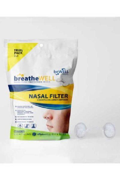 Possible Free breatheWELL Nasal Dilators From Sampler