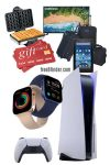 NCP: Earn a Free Playstation, Apple Watch & More