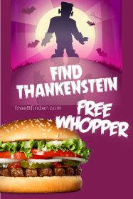 T-Mobile Tuesday, October 26, Free Burger King, Halloween Hunt & More!