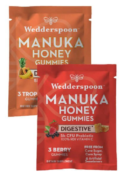Possible 2 Free Wedderspoon Wellness Gummie Products (Social Nature)